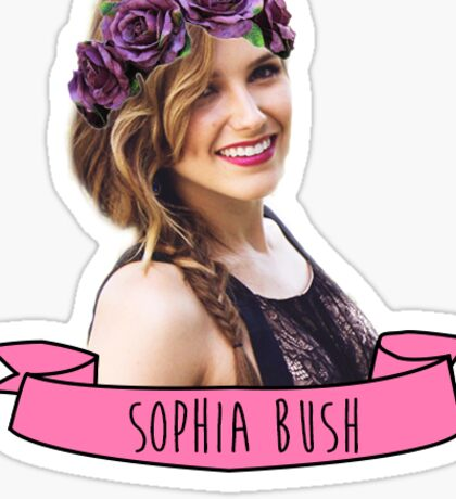 sophia bush  Sticker