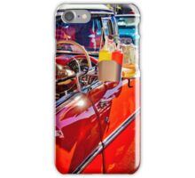 Burger tray iPhone Case/Skin