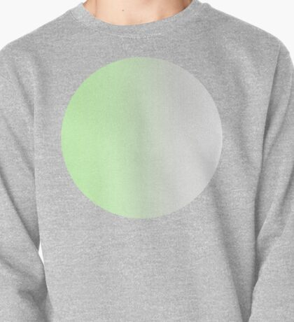 Green Nature Ombre Pullover