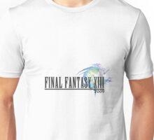 Final Fantasy 13 Logo Unisex T-Shirt