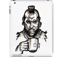 Mr Tea T iPad Case/Skin