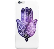 Galaxy Hamsa iPhone Case/Skin