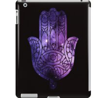 Galaxy Hamsa iPad Case/Skin
