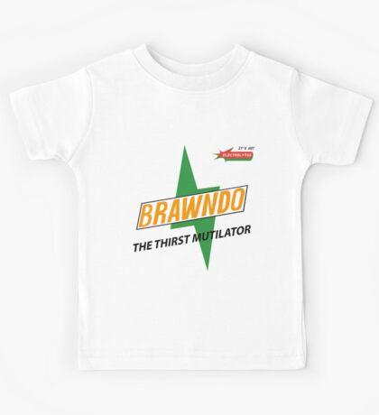 Brawndo - The Thirst Mutilator Kids Tee