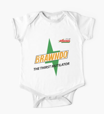 Brawndo - The Thirst Mutilator One Piece - Short Sleeve