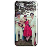 Rockabilly Heaven iPhone Case/Skin