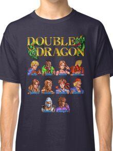 Double Dragon (Neo Geo Character Lineup) Classic T-Shirt