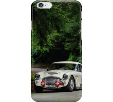 The Three Castles Welsh Trial  iPhone Case/Skin
