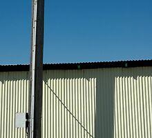 telephone pole by cvid