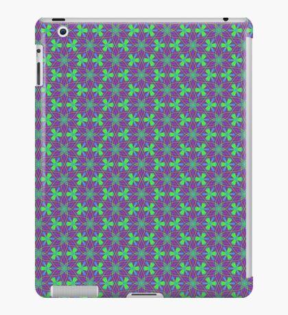 Lavender Pinwheels iPad Case/Skin