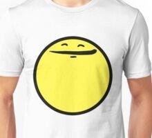 Happy Face (Yellow) Unisex T-Shirt