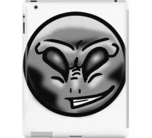 Alien Face (Grey) iPad Case/Skin