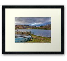 Watendlath Tarn Lake District Framed Print