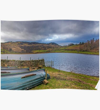 Watendlath Tarn Lake District Poster
