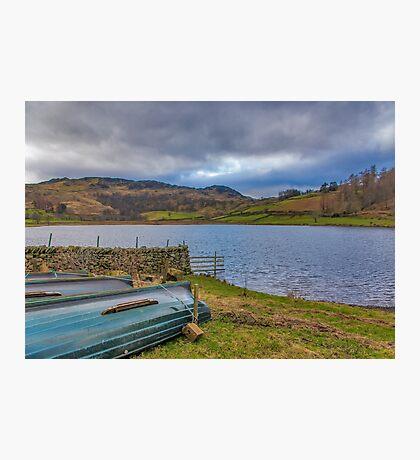 Watendlath Tarn Lake District Photographic Print