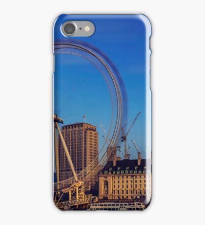 the london eye iPhone Case/Skin