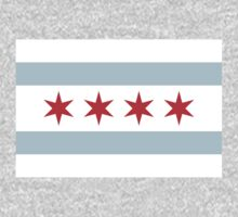 Chicago Flag by cadellin