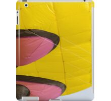 colorful kites octopus flying in the sky iPad Case/Skin
