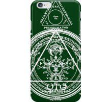 Arcane Circle iPhone Case/Skin