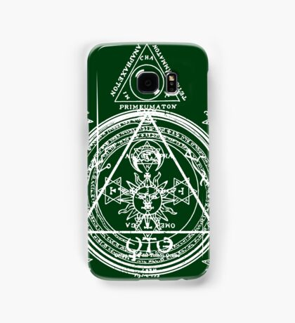 Arcane Circle Samsung Galaxy Case/Skin