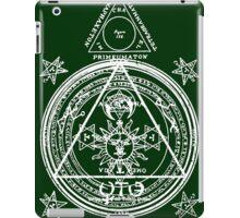 Arcane Circle iPad Case/Skin