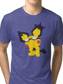 Pichu Minimalist Tri-blend T-Shirt