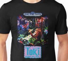 Toki: Going Ape Spit - SEGA Genesis Box Art Unisex T-Shirt