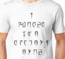 The True Spirit of the Dragonborn Unisex T-Shirt