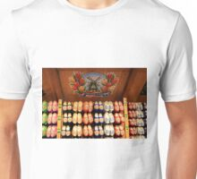 Wooden painted clogs, Holland 2 Unisex T-Shirt