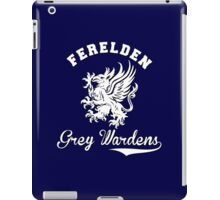 Ferelden Grey Wardens - Dragon Age iPad Case/Skin