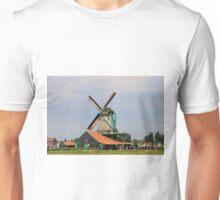 Dutch windmill village, Holland 3 Unisex T-Shirt