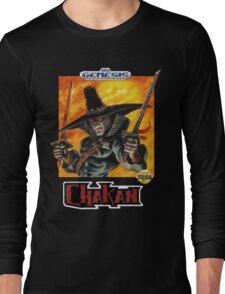 Chakan - SEGA Genesis Box Art Long Sleeve T-Shirt
