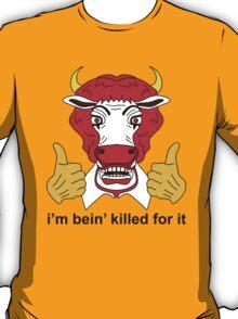 Ronald McCow vegan design T-Shirt