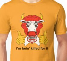 Ronald McCow vegan design Unisex T-Shirt