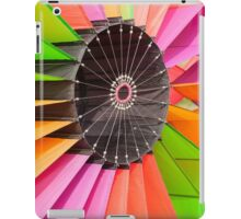 colorful kites flying in the sky iPad Case/Skin