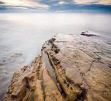 Wherry Cove Sunrise by russellcram