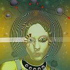 Spacegirl by dorita