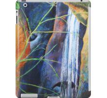 Falls St Bernards Tamborine -pastel iPad Case/Skin