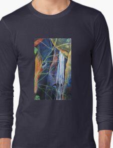 Falls St Bernards Tamborine -pastel Long Sleeve T-Shirt