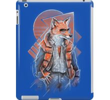 MJ Fox iPad Case/Skin