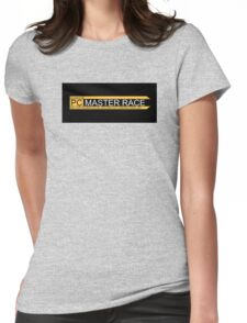 PCMASTERRACE Womens Fitted T-Shirt
