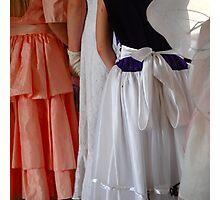 fancy dress Photographic Print