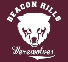 Teen Wolf - Beacon Hills Werewolves by firlachiel