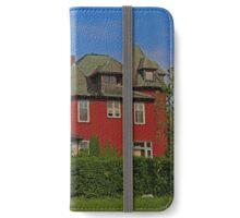 Old West End- The John Berdan Home  iPhone Wallet/Case/Skin