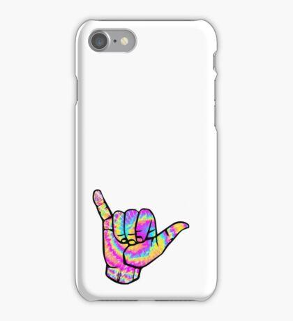 Psychedelic Shaka iPhone Case/Skin