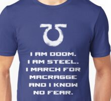 Ultra Marine - I am steel Unisex T-Shirt