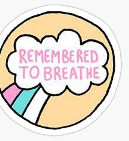 self care reward Sticker