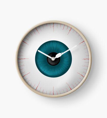 Eyeball Clock Clock