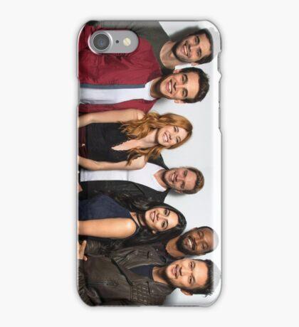 Shadowhunters - Comic-Con 2016 Photoshoot iPhone Case/Skin