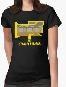 the stanley parable Womens Fitted T-Shirt